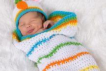 baby crochet / crochet patterns / by Jill Reyenga