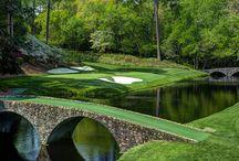Golf Courses / Campos de Golf /  Los hoyos de los Campos de golf que más te pueden impresionar.