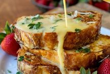 *Savory french toast*