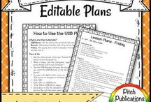 Music Education - Sub Plans - Sub Tub for Music Teachers / Are you stumped on what to do with your students when you are out?  I get stumped too! I will be pinning ideas for things to teach when you are out of the elementary music classroom.  Writing sub plans is one of my least favorite things to do (because usually I'm sick or one of my kids is sick!).  Let's see what we can find! You can find me on Teachers Pay Teachers at Pitch Publications.