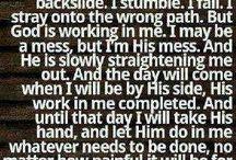 God gives strength!