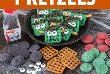 Food Bloggers' Halloween Recipes