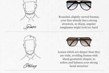 Aviator Sunglasses Tips / Learn all about how to choose the best aviator sunglasses for YOU!