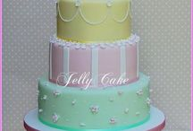 Inspire: Pastel wedding / Delicious inspiration for pastel weddings