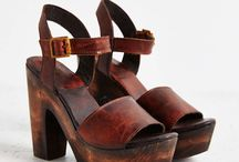 Shoes , Brown