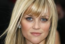 Hairstyles with Bangs / by Ladies' Home Journal