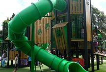 Dream playground / This is for when I design and fund a playground.