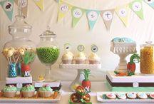 Parties - Dessert Tables