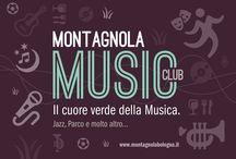 MontagnolaMusicClub 2014 / Il cuore verde della Musica. Jazz, parco e molto altro...  La rassegna musicale più verde di Bologna Estate!