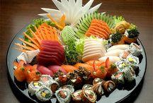 Decoração Sushi