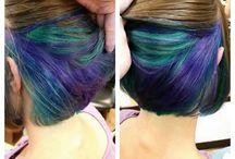 secret hair color