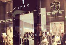Boutique IZAC AEROVILLE /  Fans parisiens, découvrez en avant-première notre nouvelle boutique située au centre commercial AEROVILLE.  Un tout nouveau concept à la fois esthétique et design qui reprend les codes masculins et vous fait découvrir les dernières nouveautés de la collection Automne/Hiver 2013-2014.