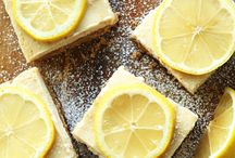 raw Lemon bar