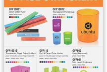 Office Stationery promotional items