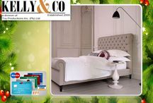 B E D R O O M   F U R N I T U R E / CUSTOM MADE FURNITURE - YOUR SIZE - YOUR OWN CHOICE OF FABRIC AND DESIGN