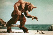 Marks of a genius: Ray Harryhausen's incredible creature drawings