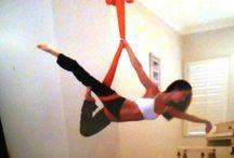 Aerial Yoga & Yoga Asanas ❤