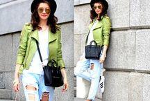 Spring Fashion / Wiosenna moda