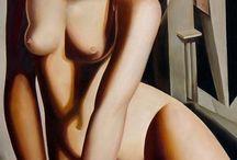 Festmény Tamara De Lempicka