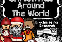 Holiday:  Christmas Lessons & Ideas