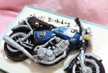 Transport cake / 乗物ケーキ 車ケーキ 戦車ケーキ 飛行機ケーキ 船ケーキ バイクケーキ