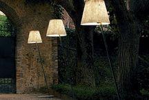 Verlichting in de tuin