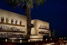 bar [santorini villas]