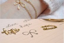 DIY - JEWELRY / by Krystin Blauch