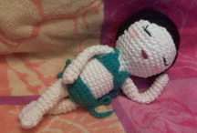 Crazy Crochet Lady? Guilty!! / Join me at Ravelry.com ~ TheRamblinRosie / by RoseAnne
