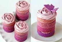 mini kek/small cake