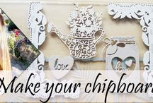 Make your own chipboard