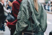Fashion | BOMBER JACKET by DNLLWRTL