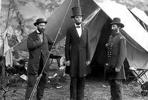 The War Between The States / U.S. Civil War / by Len Adams