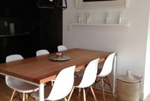Dining Spaces / by Rachel Nania