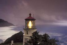 Lighthouses / by Linda G Johnson