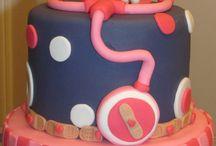 Doc McStuffins cake / Doc McStuffins cake