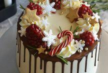 Csokifolyatott torták