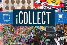 iCollect / A rede social dos colecionadores