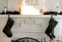 Holiday decor  / by Charli Neitz