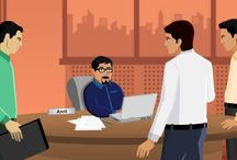 Corporate illustration
