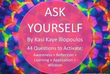 ASK YOURSELF - 44 Self-Reflection Questions