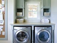 Laundry room / by Jamie Rommel