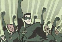 Superheroes and Villians