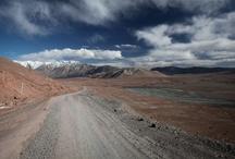 Tajikistan / From Karakul to Khorog along the Pamir Highway.