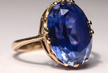 Sapphire rings / Sapphire rings