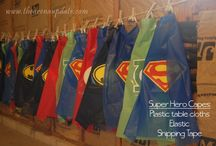 Super Heros Party