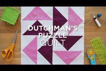 Pinwheel Dutch