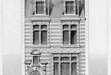 classical architecture graphic