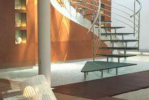 Escaleras / Squadra / Diseño y realización de escaleras.