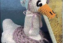 Crocheting Stuffed